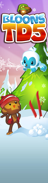 BTD 5 Mobile Christmas